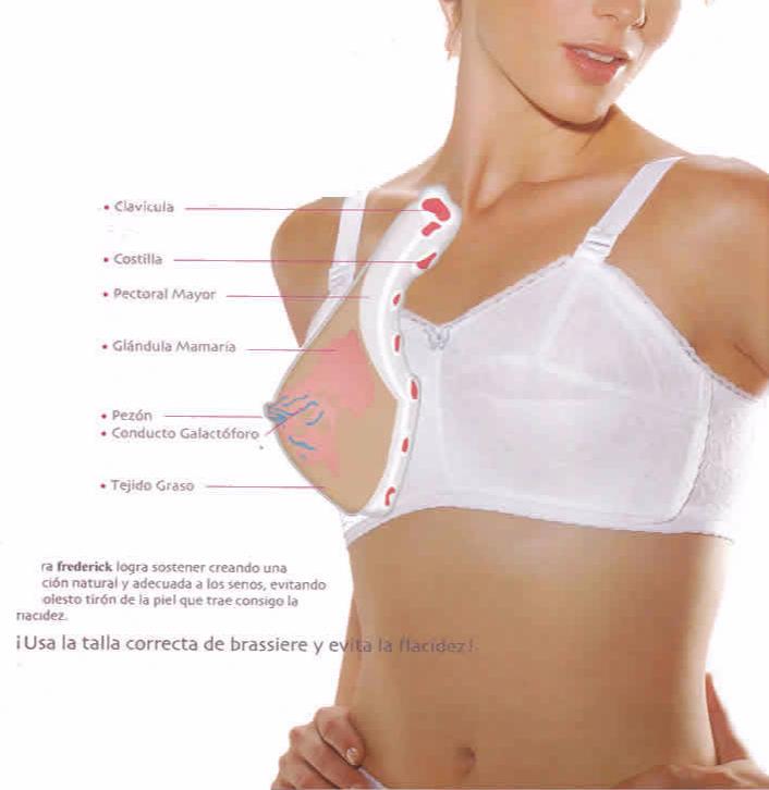 b336c062d22f Único brassier personalizado Aumenta de busto sin cirugia Iguala ...